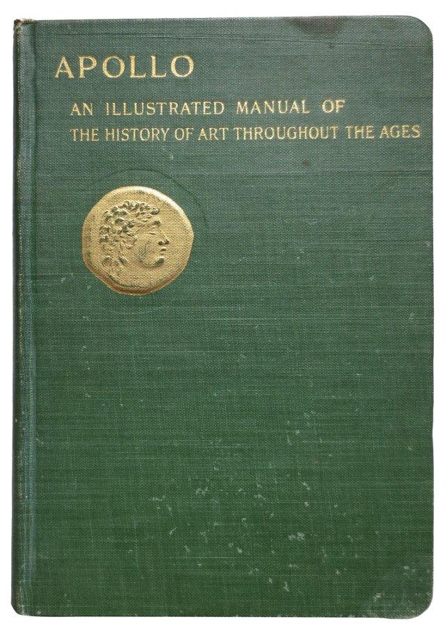 Apollo: Illustrated Manual of Art