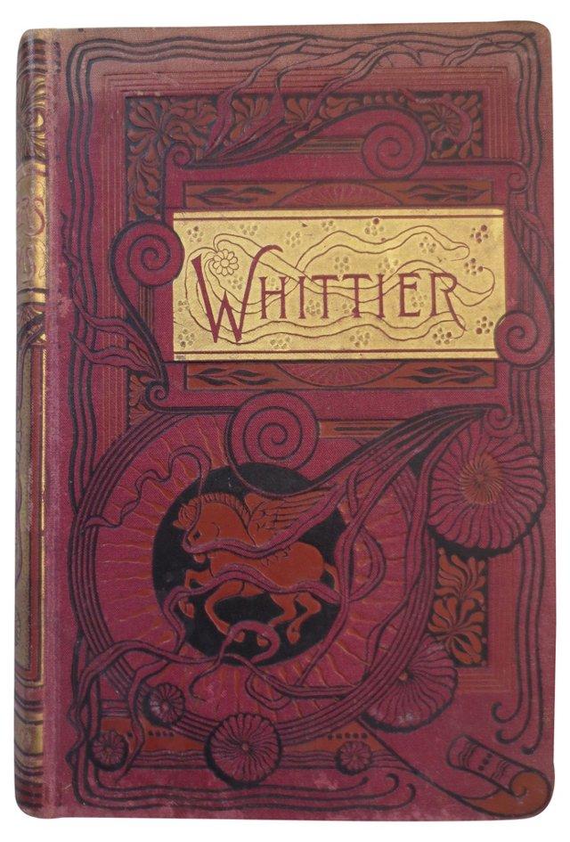Poems of John G. Whittier