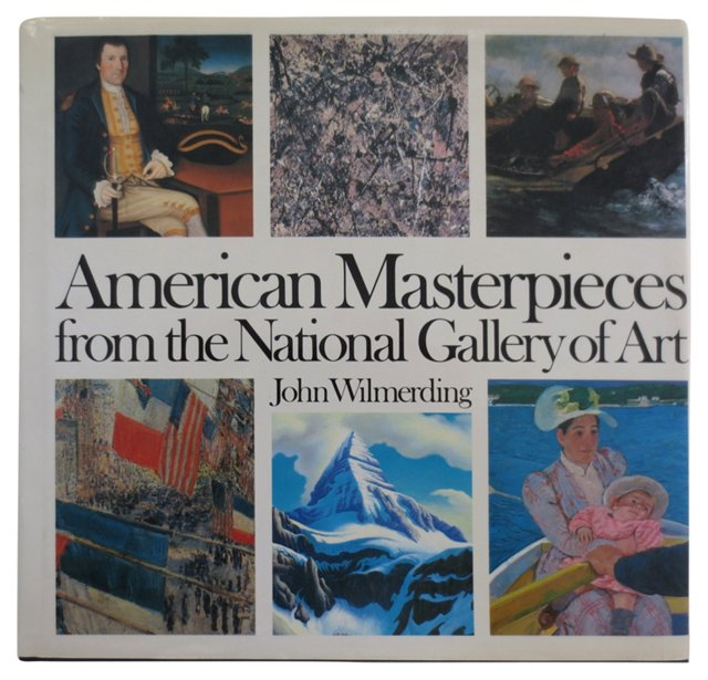 American Masterpieces, National Gallery