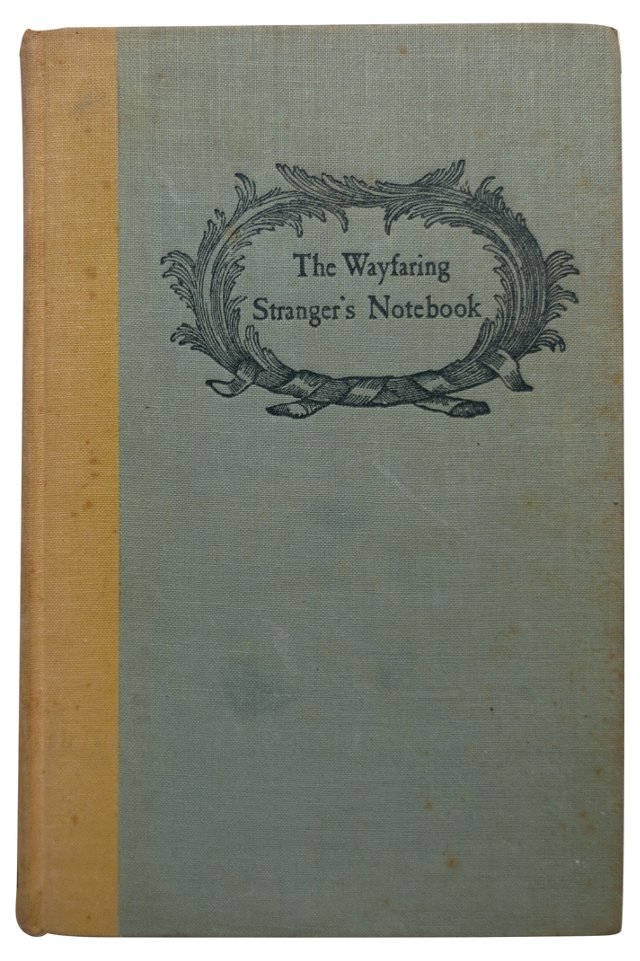 The Wayfaring Strangers Notebook