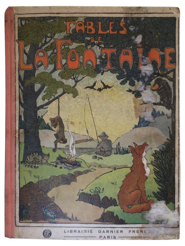 Choix de Fables de La Fontaine