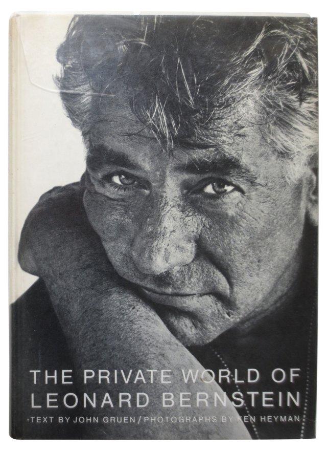 Private World of Leonard Bernstein