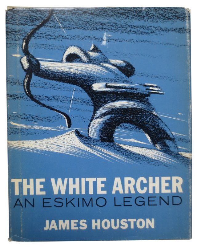 The White Archer, Signed, 1st Ed