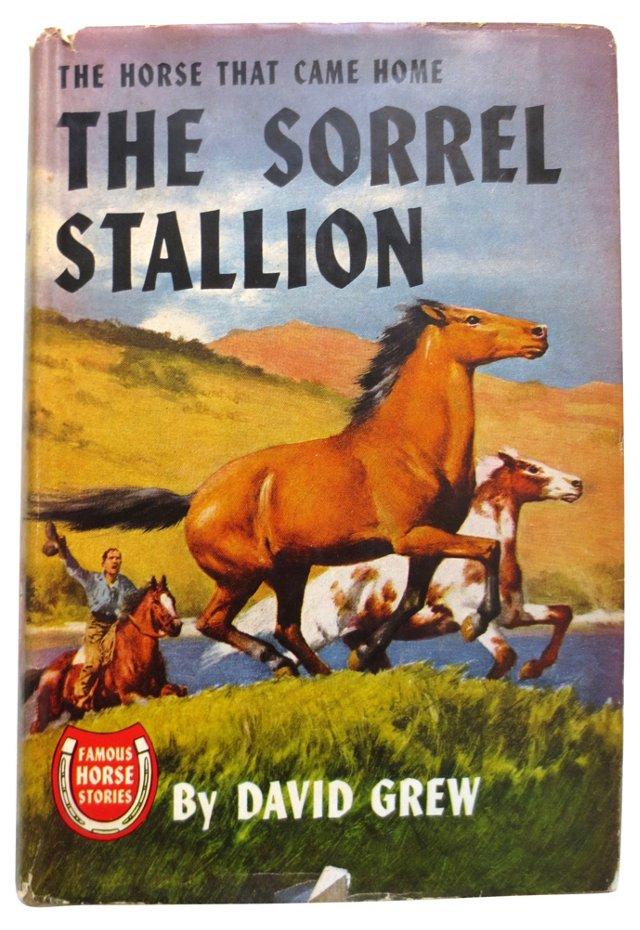The Sorrel Stallion