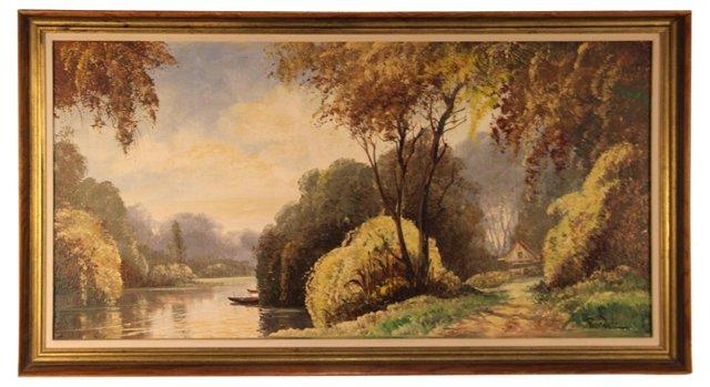 English River Landscape