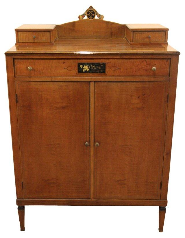 English  Walnut Dresser