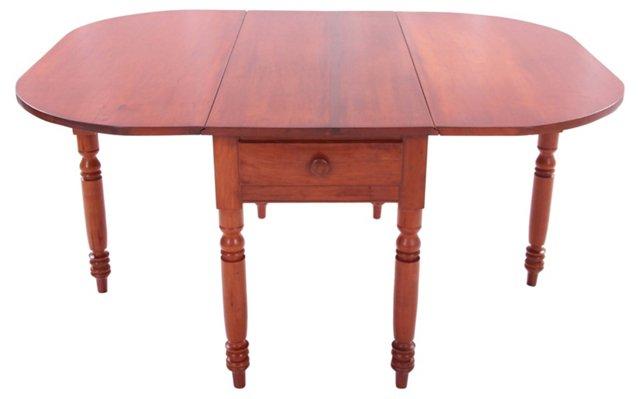Mahogany Table by Virginia Craftsmen
