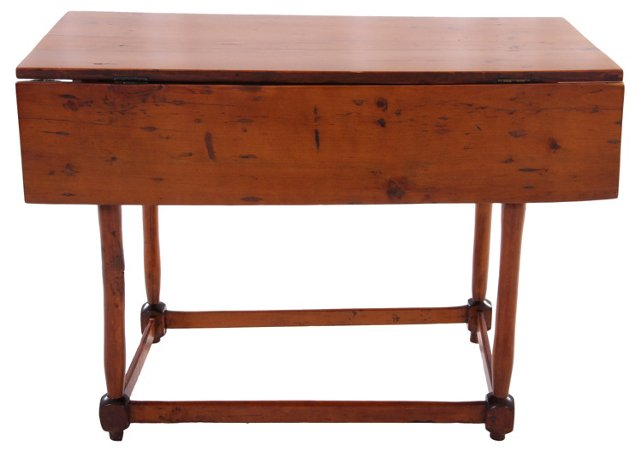 Maple Drop-Leaf Table