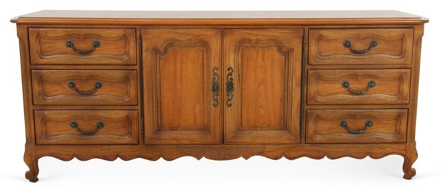 Drexel French-Style    Dresser