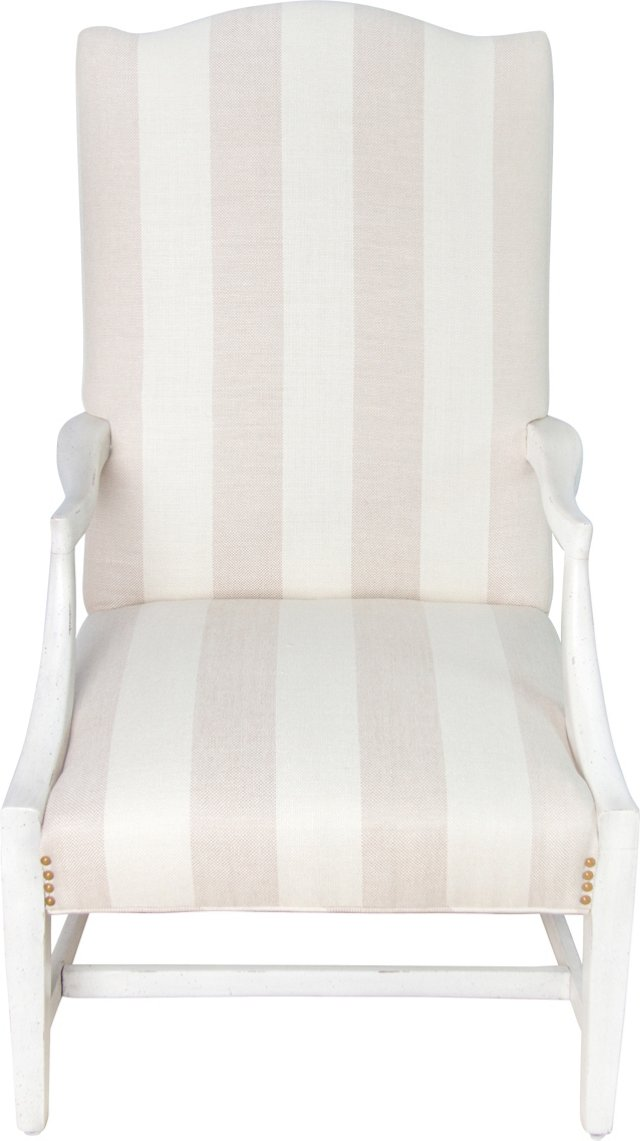 Chippendale-Style Armchair(?)