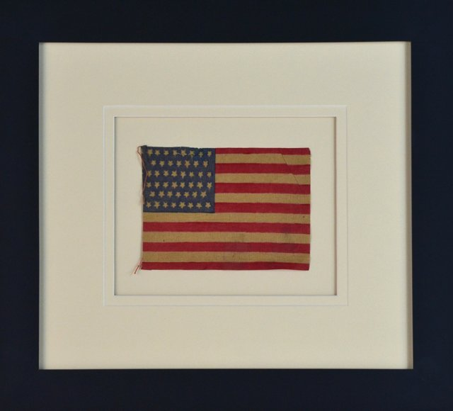 42-Star Flag,  C. 1890