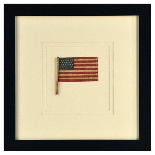48-Star Flag,  C. 1912