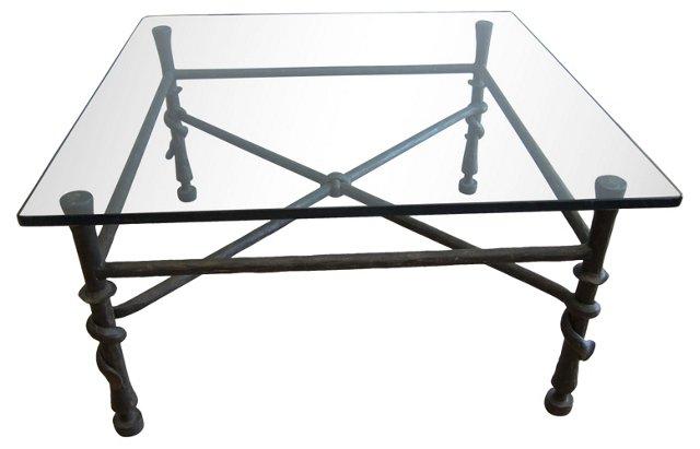 Giacometti-Style   Coffee Table