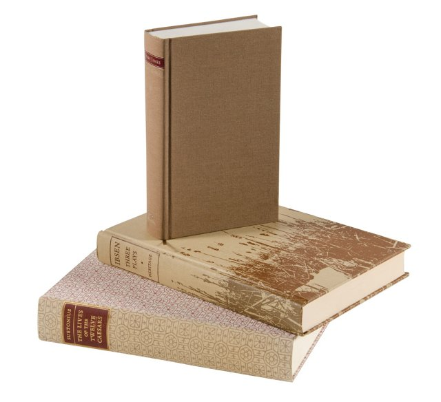 Decorative Books, S/3