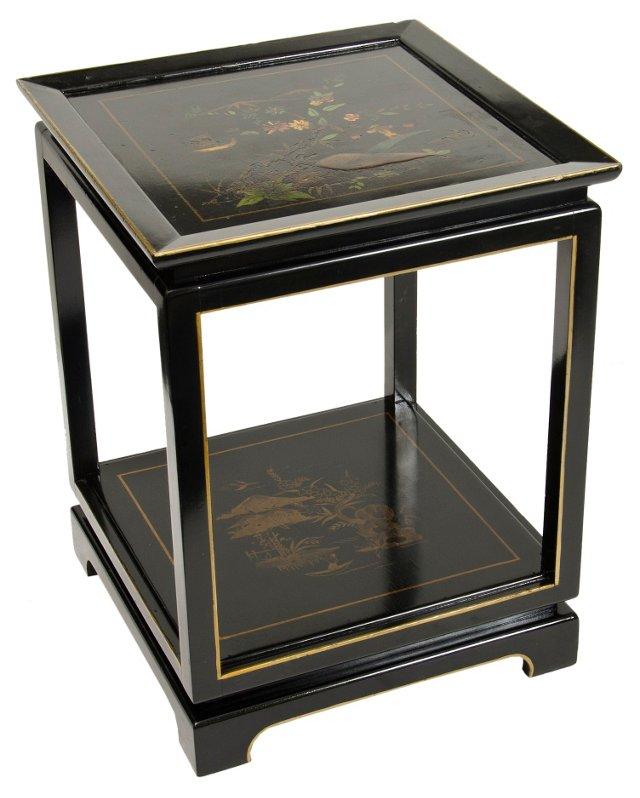 Chinioiserie Tea Table
