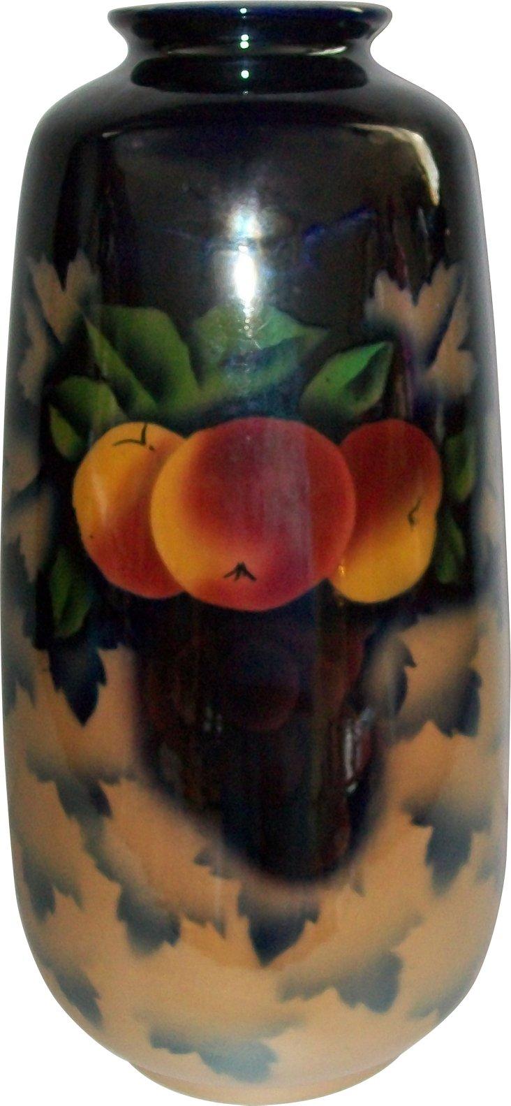 1920s Art Deco Lusterware Vase