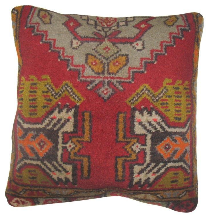 Rug Pillow