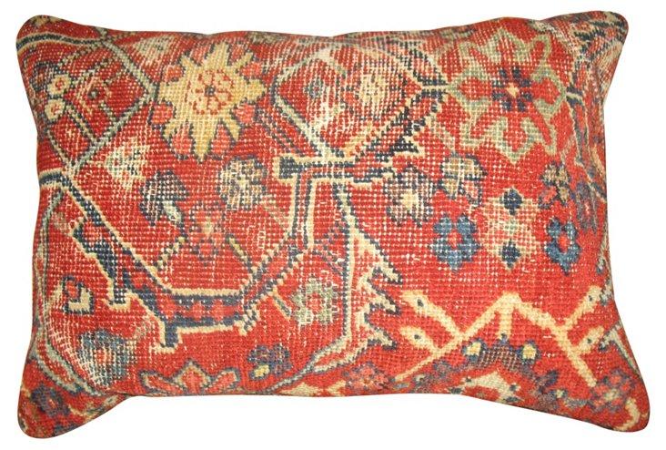 Persian    Mahal Lumbar     Pillow