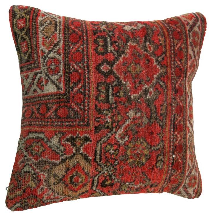 Malayer      Square  Pillow