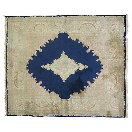 Persian Kerman Carpet, 13'2'' x 10'4''