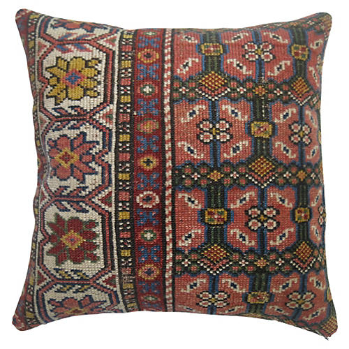 Kurdish Rug Pillow