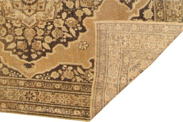 Persian Tabriz, 4'11'' x 3'10''