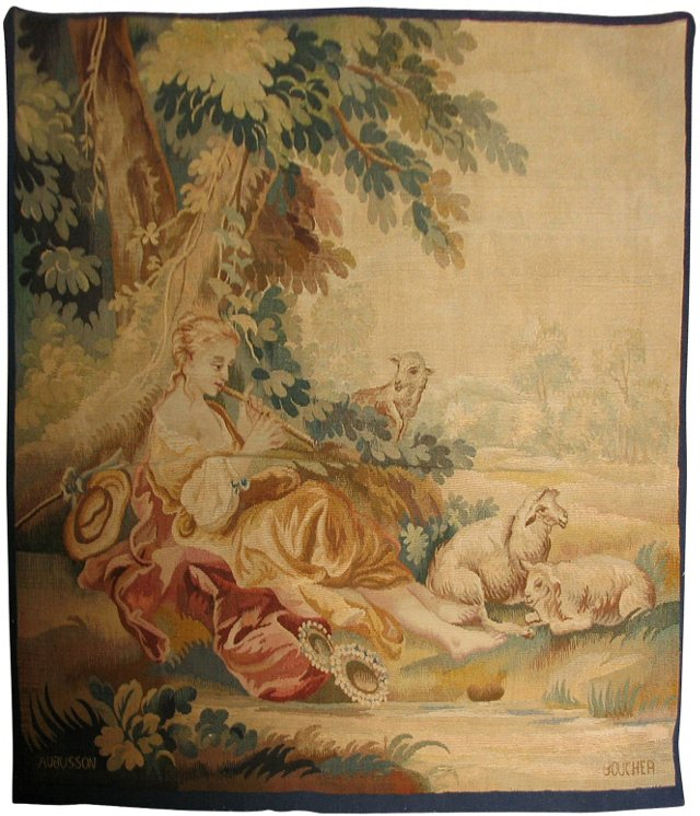 18th-Century   French   Tapestry