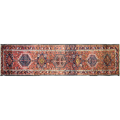 "2'9"" x 11'6"" Attractive Persian Karajah"