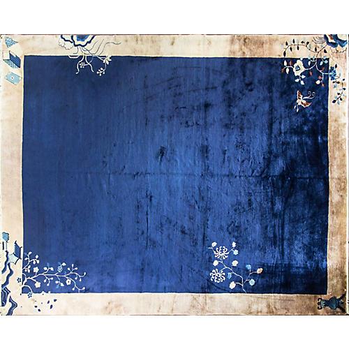 """Peking Carpet, 11'6"""" x 14'2"""""""