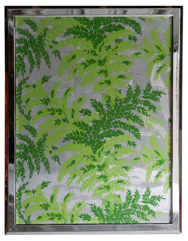 Framed 1970s Wallpaper