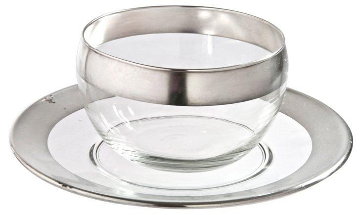Dorothy Thorpe Plate & Bowl