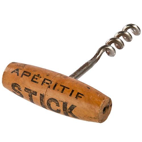 Stick Apértif Corkscrew