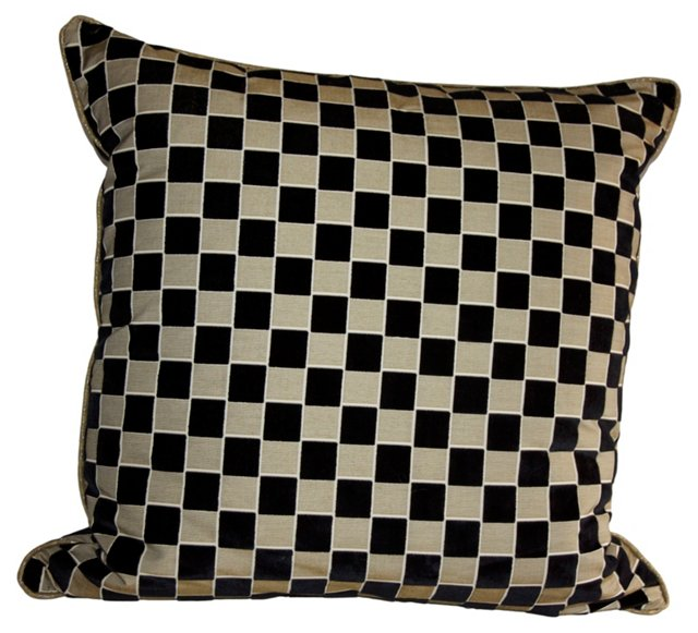 Clarence   House    Pillow
