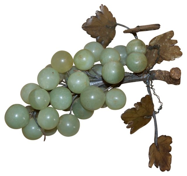 Bunch of Stone Grapes