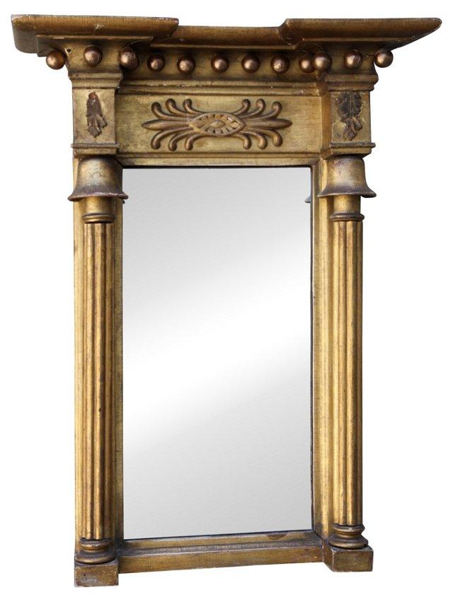 Italian Neoclassical-Style Mirror