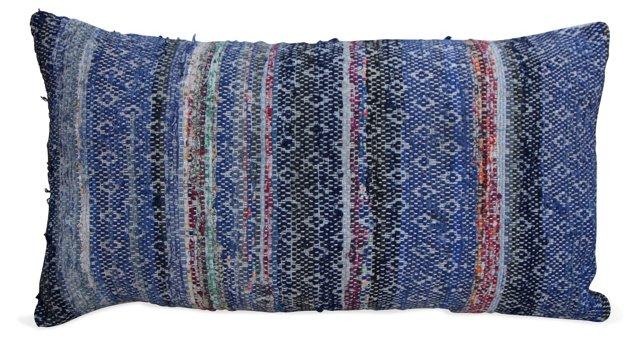 Woven Diamond     Pillow
