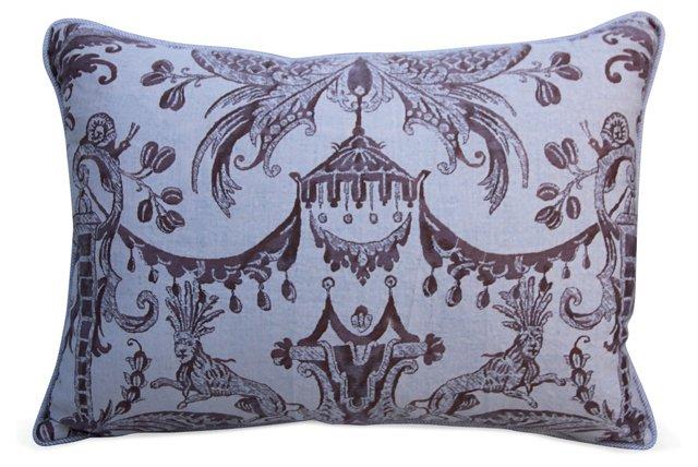 Mazzarino Pattern   Fortuny Pillow