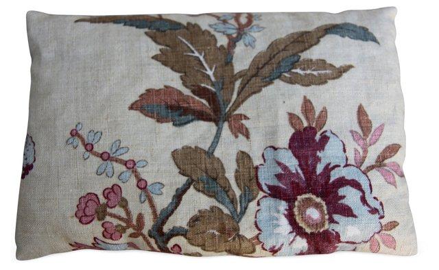 Floral Lavender-Filled Sachet