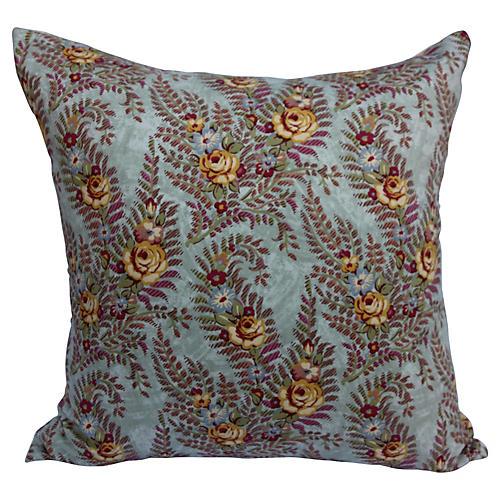 Ralph Lauren Rose Pillow