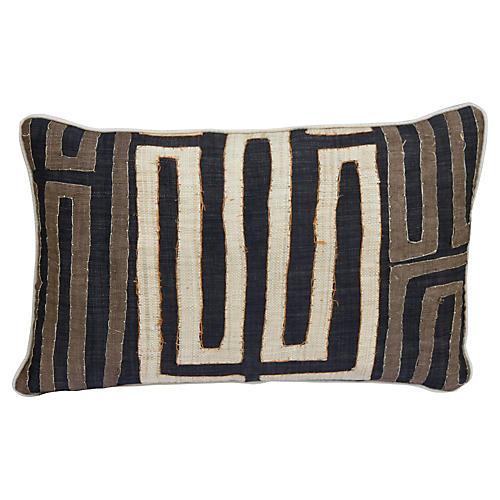 Kuba Cloth Pillow