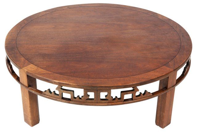 Baker Asian-Style Coffee Table