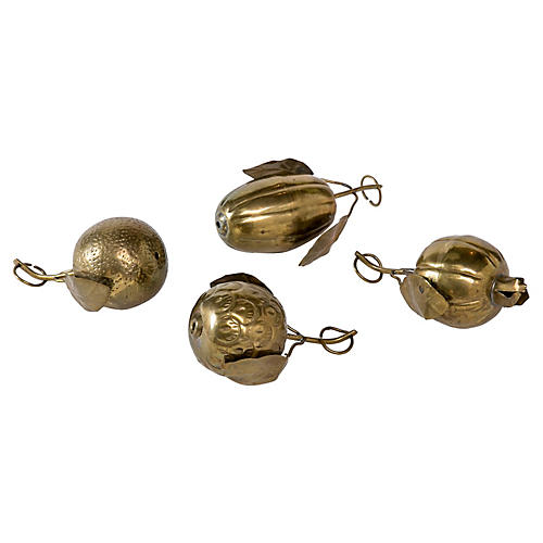 Brass Fruit, S/4