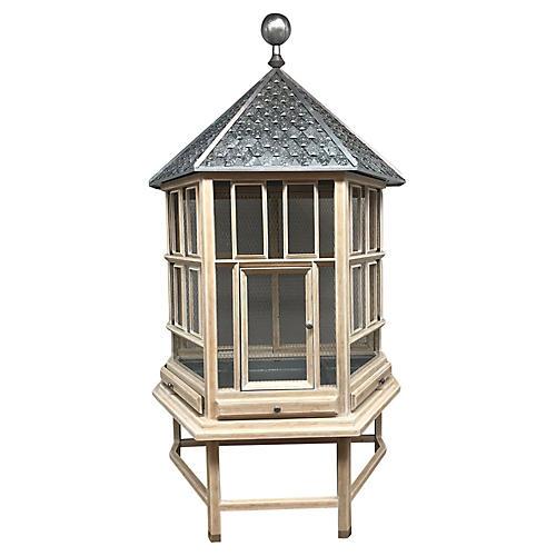 English-Style Birdcage