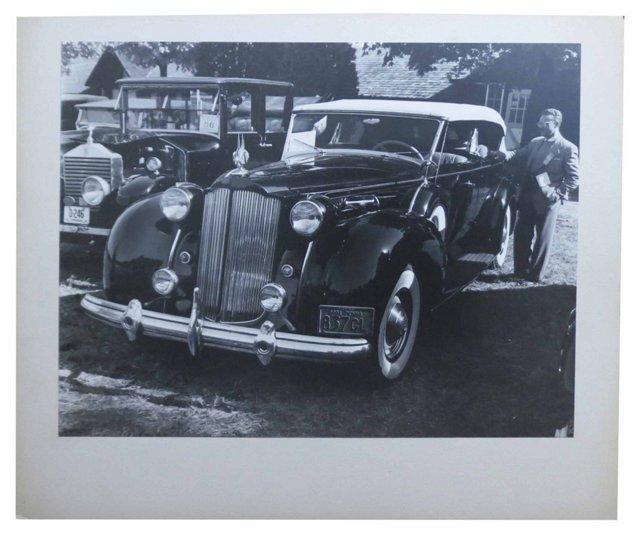 1920s Rolls Royce Roadster