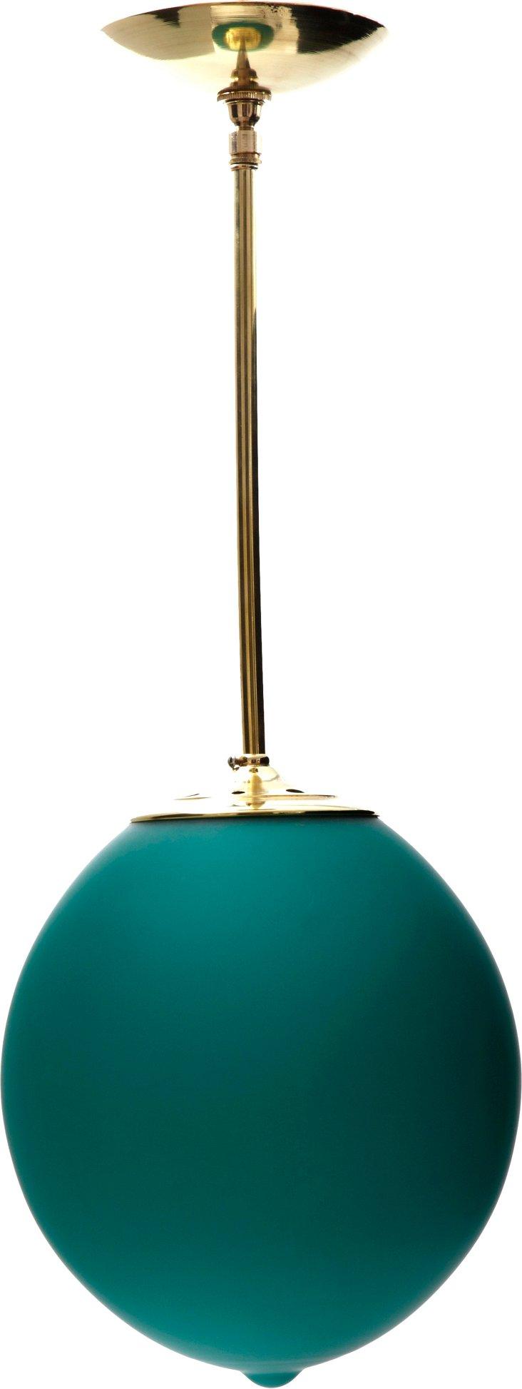 Murano Glass Balloon Pendant