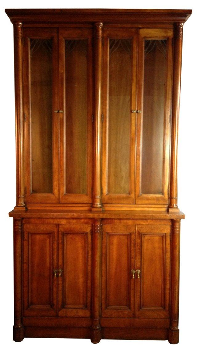 Cabinet w/ Glass Doors