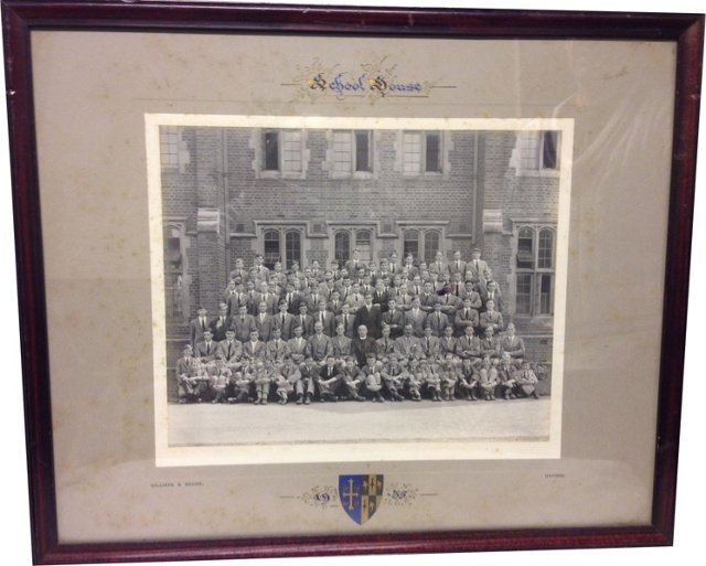 Oxford University Class Picture, 1935