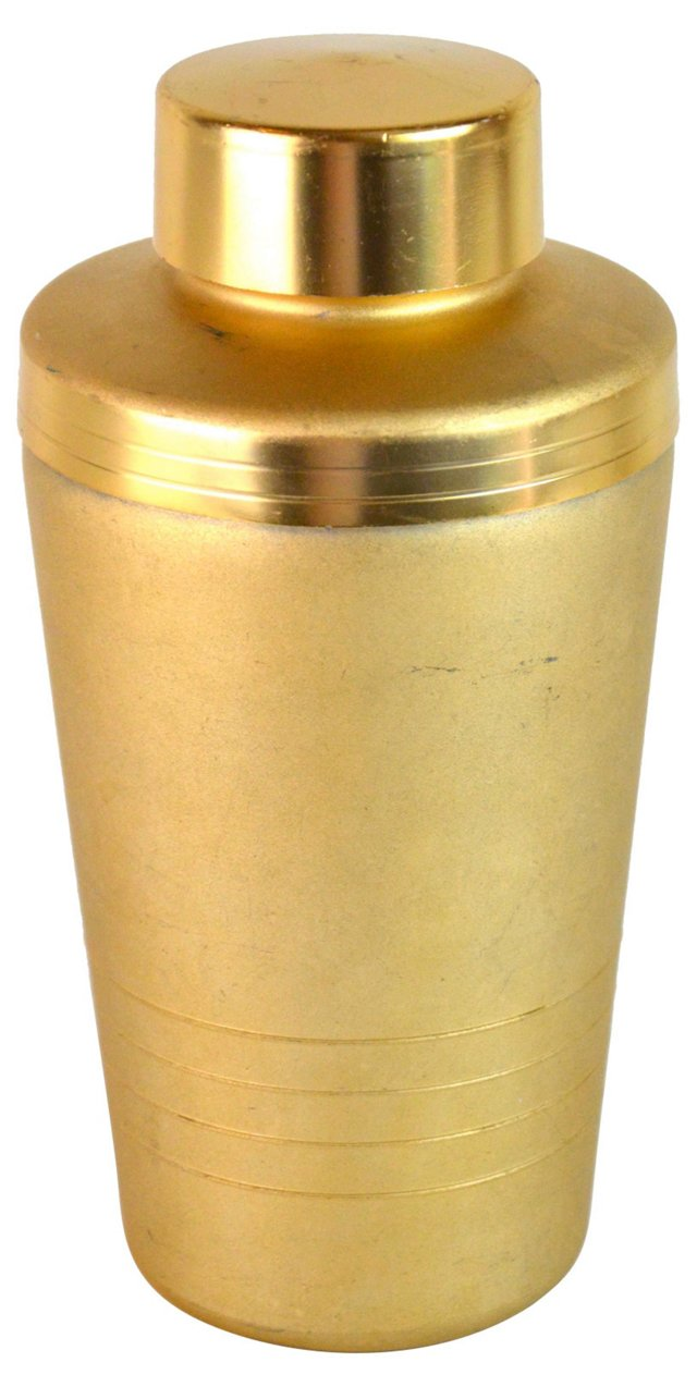 Aluminum Cocktail Shaker