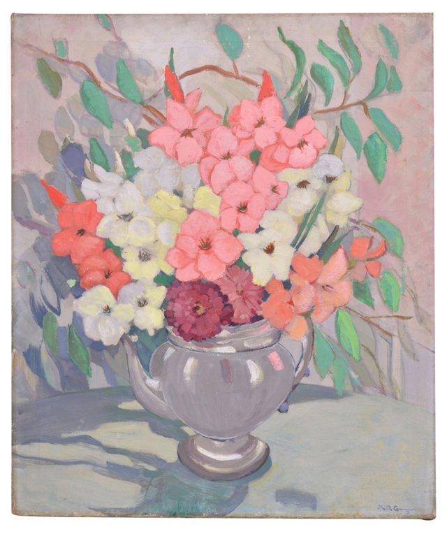 Floral Still Life, Kathleen Granger