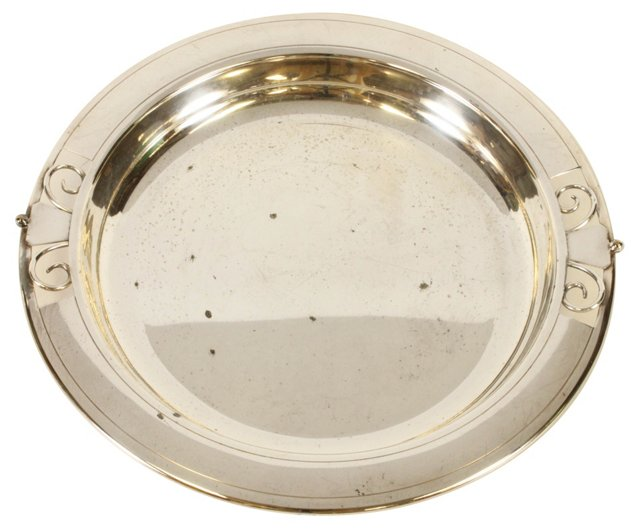Silverplate Serving Platter